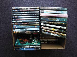 Box of random DVD's for Sale in La Puente, CA