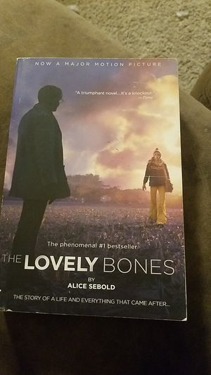 The Lovely Bones book for Sale in LOS RNCHS ABQ, NM