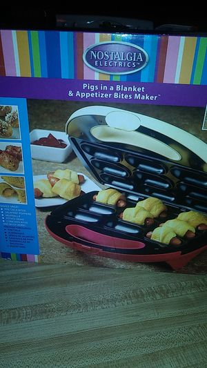 Nostalgia electrics/ pigs in a blanket for Sale in Carrollton, TX