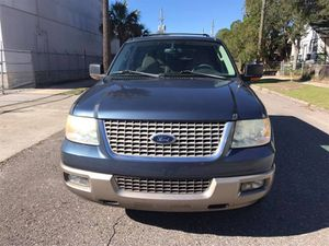 2004 Ford Expedition for Sale in Jacksonville, FL
