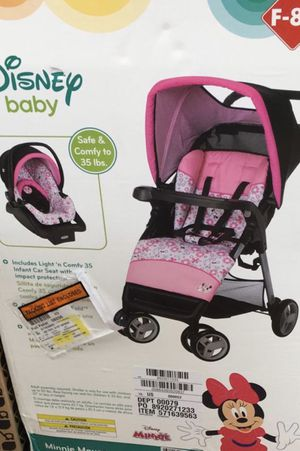 Stroller and car seat for Sale in Carrollton, TX