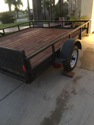 Utility trailer 85 x 100 for Sale in Fontana, CA