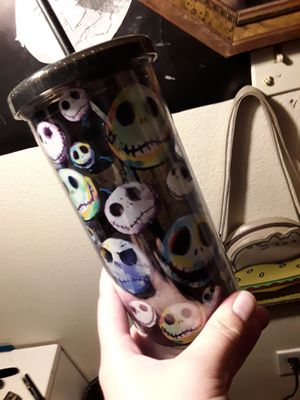 Nightmare before Christmas cup for Sale in Aurora, CO