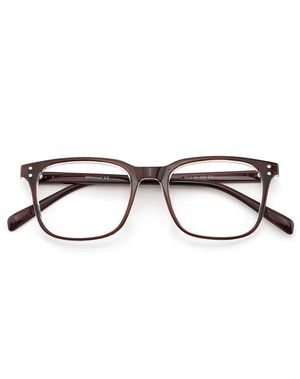 Blue Light Eyeglasses Style1, Blue Light Blocking Eyeglasses Anti Blue Ray Square Glasses (Brown) for Sale in Rancho Cucamonga, CA