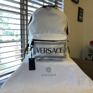Versace mini backpack for Sale in Los Angeles, CA