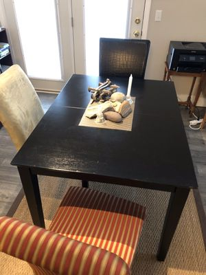Solid wood dining table for Sale in Lexington, SC