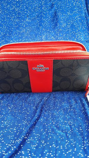 """NEW COACH wallet""""new/tags! msrp $328!! for Sale in Torrance, CA"""