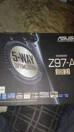 Mother board Asus Z97-A for Sale in Brisbane, CA