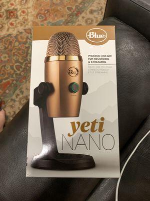 Yeti Nano Mic for Sale in Denver, CO
