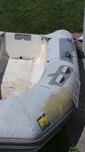 Fiberglass Bottom Inflatable Boat for Sale in Merritt Island, FL