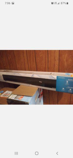 TCL soundbar for Sale in Smyrna, TN