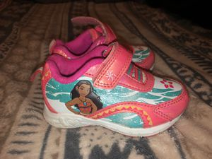 Moana toddler shoes for Sale in Avondale, AZ