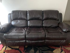 High chairs, Recliner, Queen bed & box, Big Mat for Sale in Littleton, CO