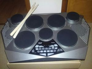 Pyle Electronic Drum Set Pad (PTEDO6) for Sale in Bayonne, NJ