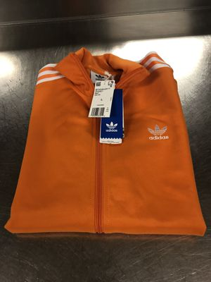 REAL AUTHENTIC ADIDAS JACKET SIZE-LARGE MENS for Sale in Savage, MD
