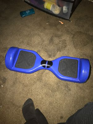 BLACK&BLUE HOVERBOARD for Sale in Groveport, OH