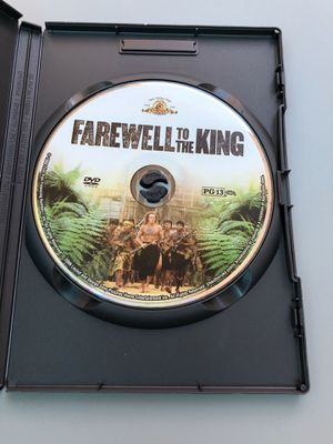 Farewell to the King DVD for Sale in Houston, TX