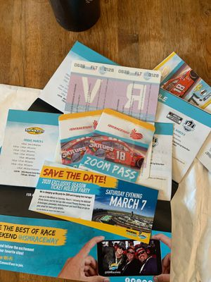 NASCAR tickets for Sale in Tucson, AZ