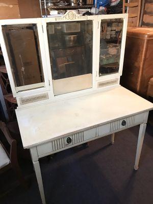 Antique vanity/desk for Sale in Redwood City, CA