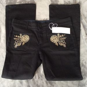 NWT STELLA McCARTNEY Embellished Ankle Jeans for Sale in Marietta, GA