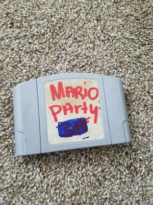 Mario party 1 for Sale in Fresno, CA