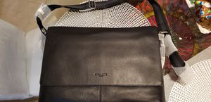 Coach NWT Charles full size men's messenger/laptop bag for Sale in Ruskin, FL