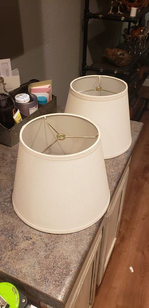 Lamp shades for Sale in Tempe, AZ