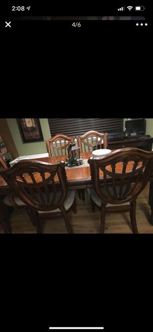 6 chairs for Sale in Clovis, CA