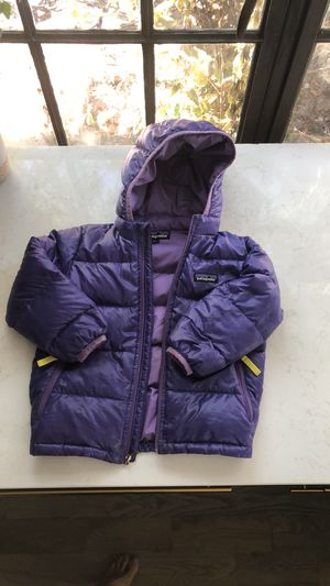 Patagonia hi-loft down jacket 3t for Sale in Denver, CO