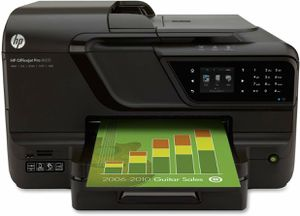 HP Officejet Pro 8600 e-All-in-On Wireless Color Printer with Scanner, Copier & Fax for Sale in Plattsburgh, NY