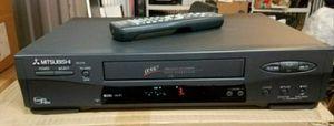 Mitsubishi HS-U776 VCR W/Remote. for Sale in Delray Beach, FL