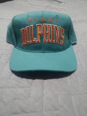 640c09c62ac Vintage Miami Dolphins snapback for Sale in Mesa