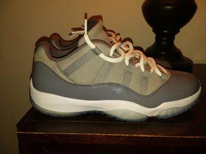Jordan 11 low cool grey size 10 for Sale in Leesburg, VA