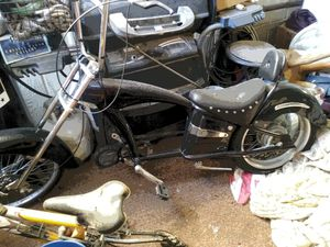 Electric bicycle chopper for Sale in Mesa, AZ