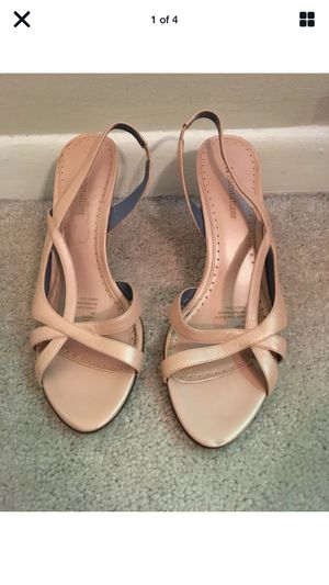 Naturalizer Pink Open Toe Heels Women's 9 for Sale in Arlington, VA