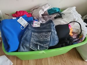 Mixed women's large and extra large clothes winter summer for Sale in Holland, PA