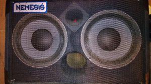 Nemisis 200 Watt Bass Guitar Amplifier for Sale in Strongsville, OH