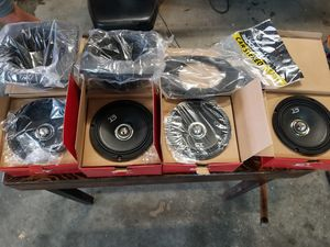 Ct Sounds 6.5 pro audio speakers for Sale in Lewisville, TX