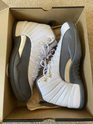 Jordan 12 Dark grey Size 13 for Sale in Moreno Valley, CA