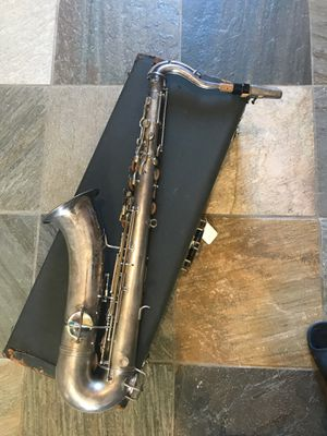 Tenor saxophone , York and son brand for Sale in Spring, TX
