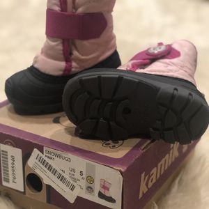 Kamik Kids' Girl Snowbugf Snow Winter Boot for Sale in Los Angeles, CA