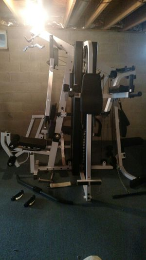 Body solid home gym for Sale in Monaca, PA