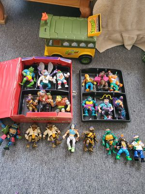 Teenage Mutant Ninja Turtles (1980s) for Sale in East Haven, CT