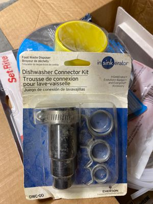Dishwasher connector kit for Sale in Bonita Springs, FL