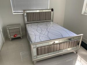 Queen bed// financing available only $49 down payment for Sale in Hialeah, FL