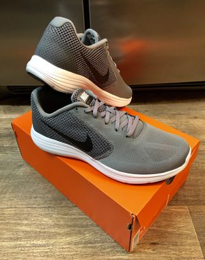 New Original Nike shoes for men's, size 8.5 for Sale in Stone Mountain, GA