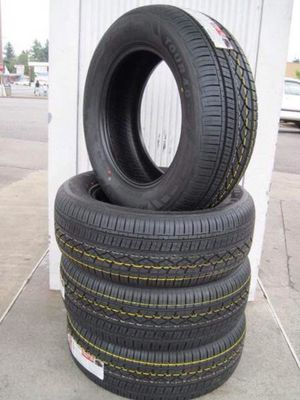 4 BRAND NEW TIRES 225/60/16 $269 @QUICKLUBEPLUS for Sale in Tampa, FL