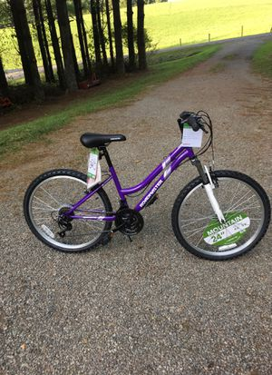 Girls Mountain Bike for Sale in Ennice, NC
