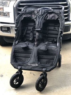 2 double strollers for Sale in Lakeside, CA