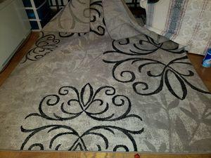 Large rug estimated 8ft x 10ft for Sale in Herndon, VA